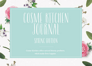 Cosme Kitchen Spring Edition